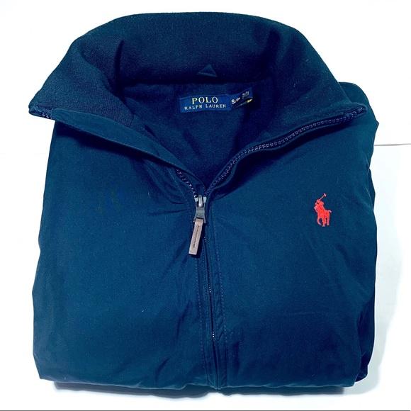 Small Polo Blue Jacket Men's Ralph Lauren dCxBoe
